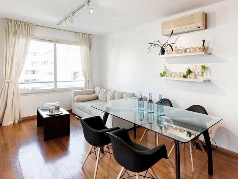 Apartment in Palermo Nuevo, Acqua