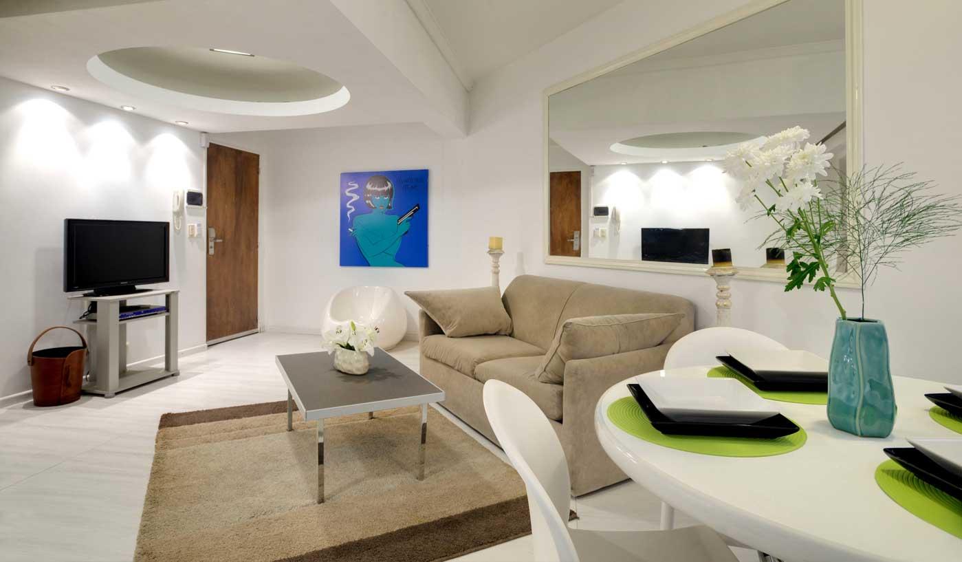 Apartment in Palermo Soho, Buenos Aires | White Loft