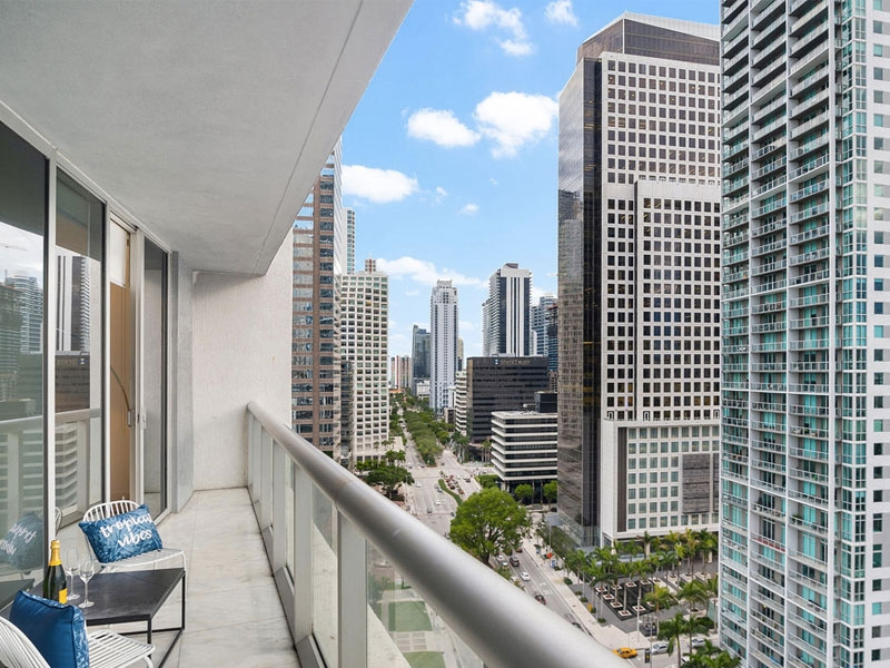 Apartment in Brickell, Icon Brickell @ W Hotel