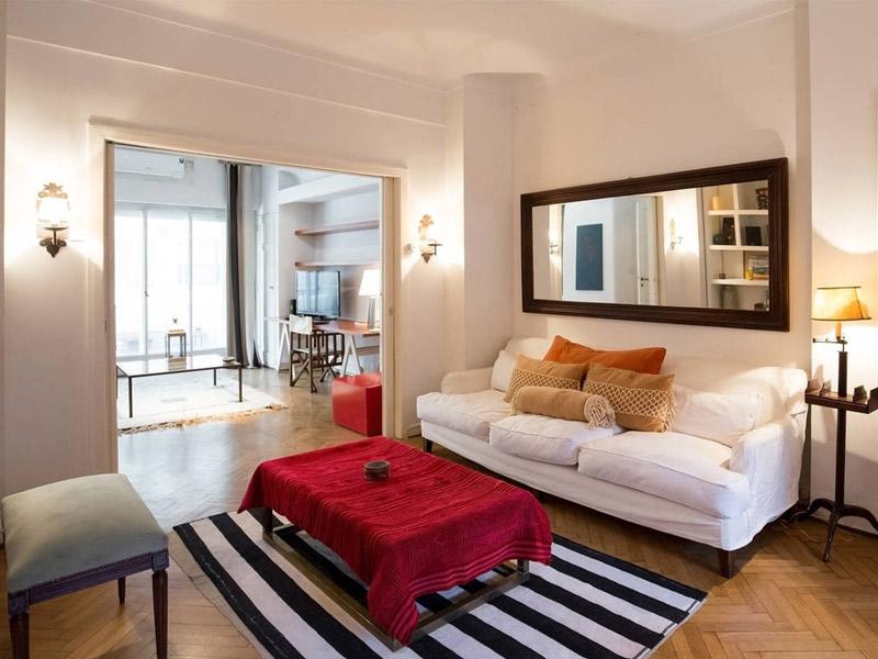 Apartment in Palermo Nuevo, Liberty