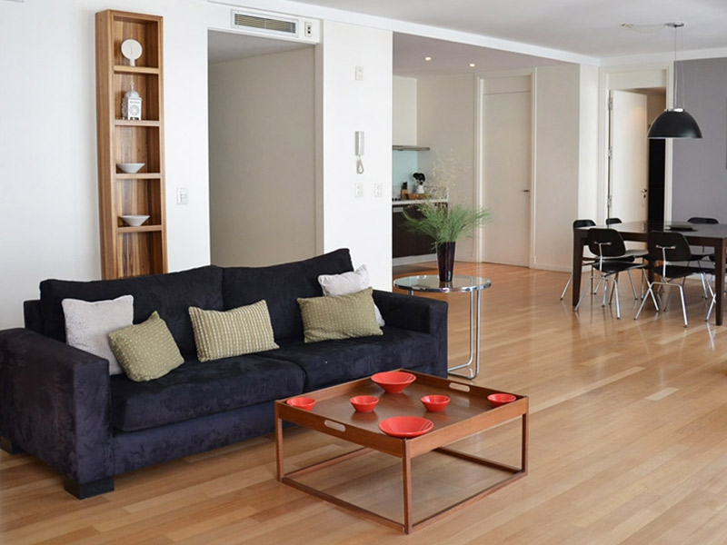 Apartment in Puerto Madero, Marina Side