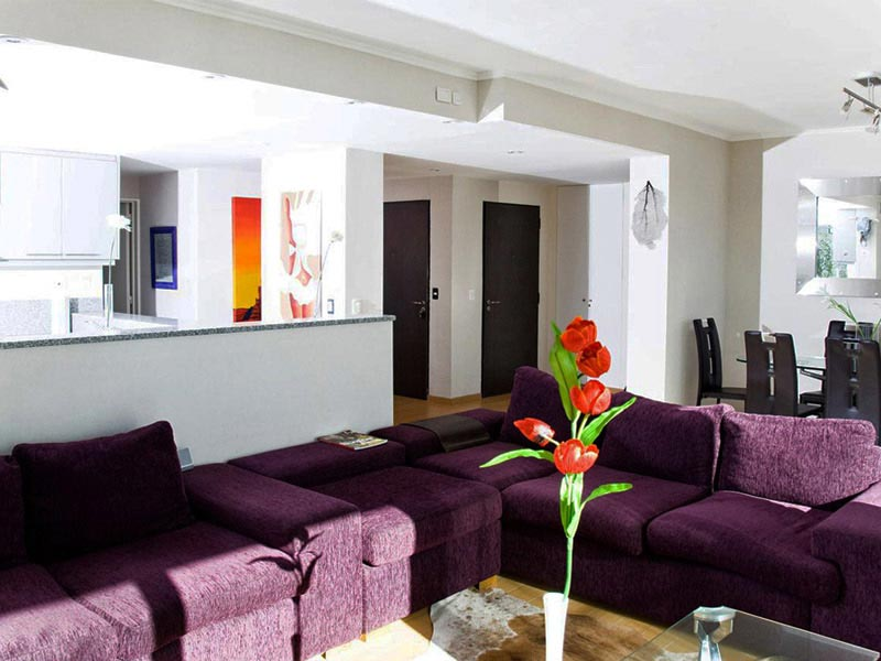 Apartment in Palermo Hollywood, Match Point