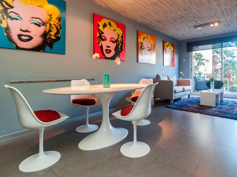 Apartment in Palermo Soho, Norma Jeane