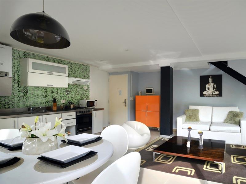 Apartment in Palermo Soho, Orange Loft
