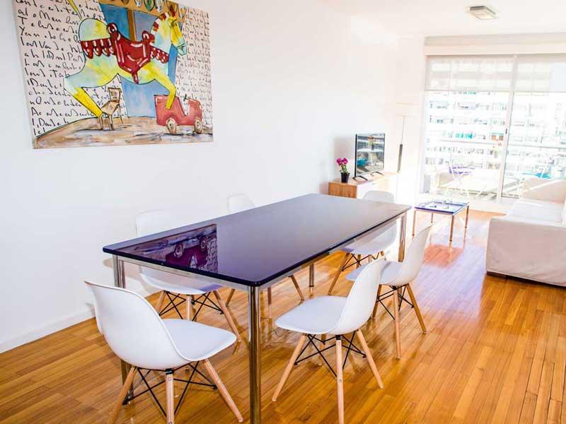 Apartment in Recoleta, Pacheco Tango
