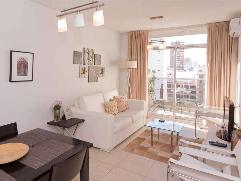 Apartment in Recoleta, Santa Fe I