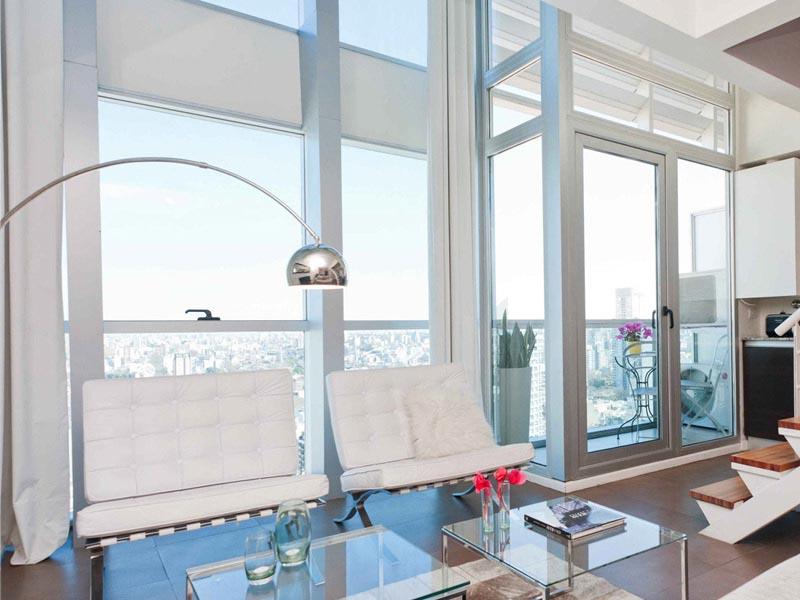 Apartment in Palermo Soho, Sky High II