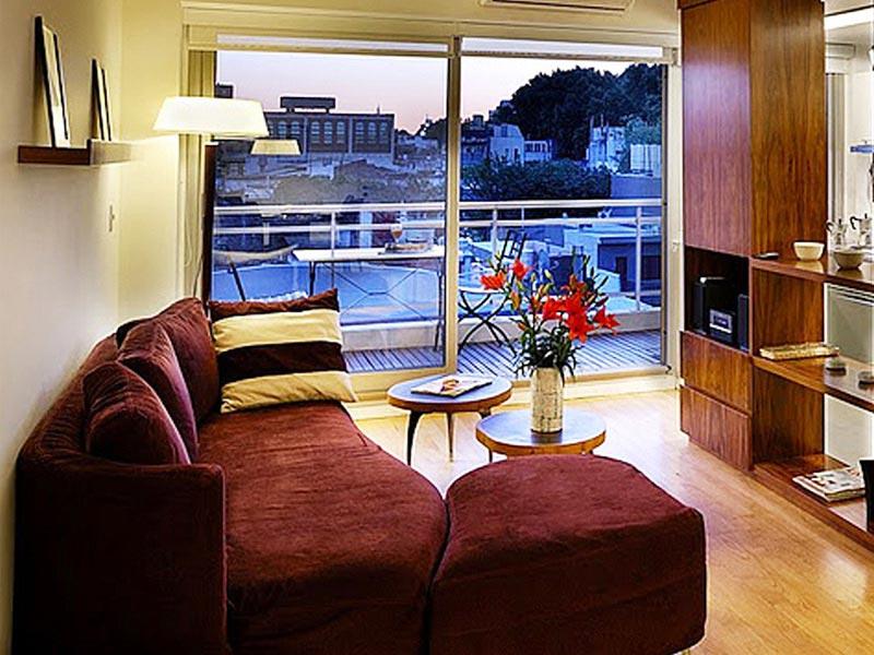 Apartment in Palermo Soho, Soler Terrace