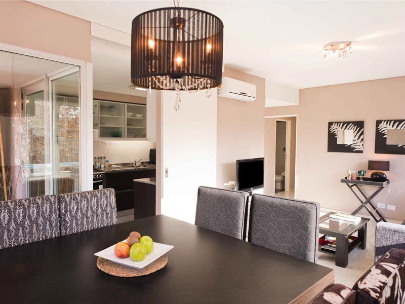 Apartment in Palermo Soho, Stylistique