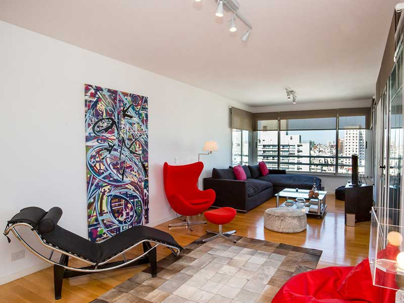 Apartment in Palermo Soho, Thames