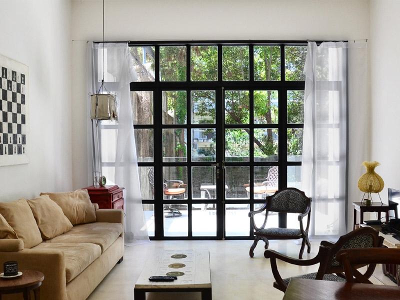 Apartment in Recoleta, The Terrace