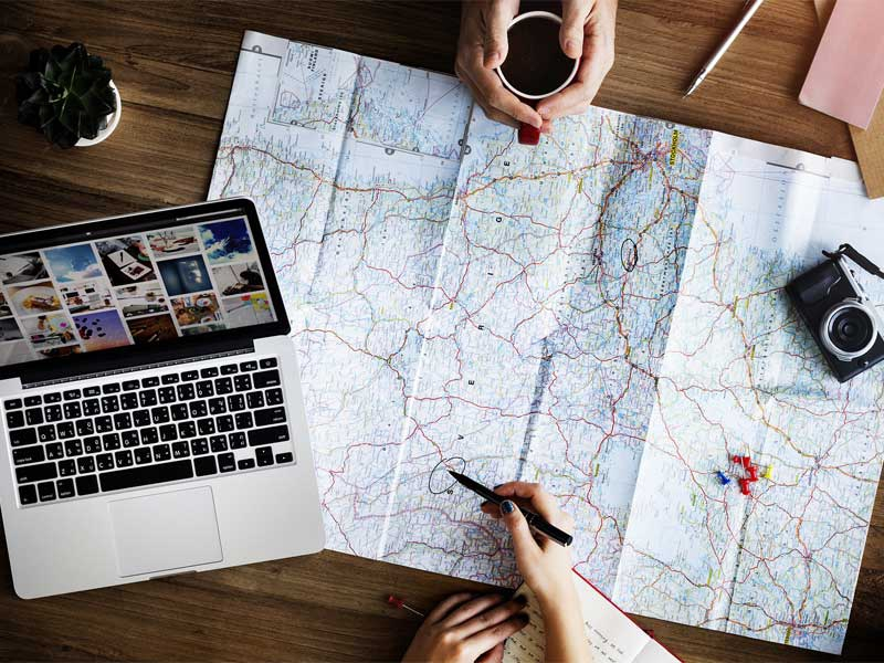 Apps to the Rescue! Planning Your Next Trip Just Got Easier
