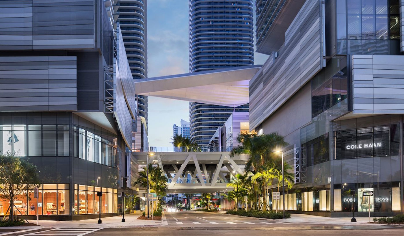 Apartments in Brickell