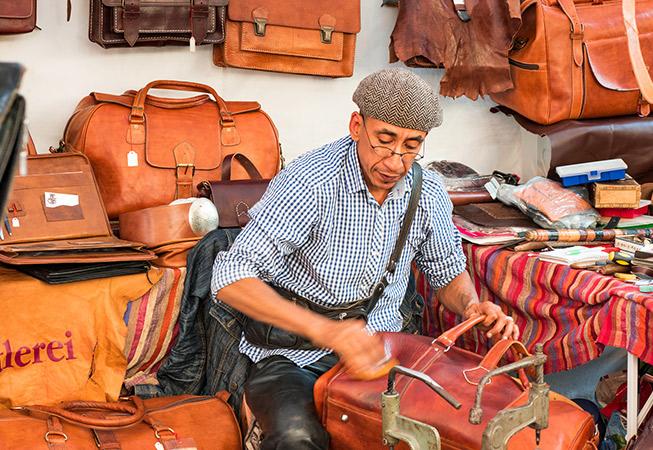 leather argentina