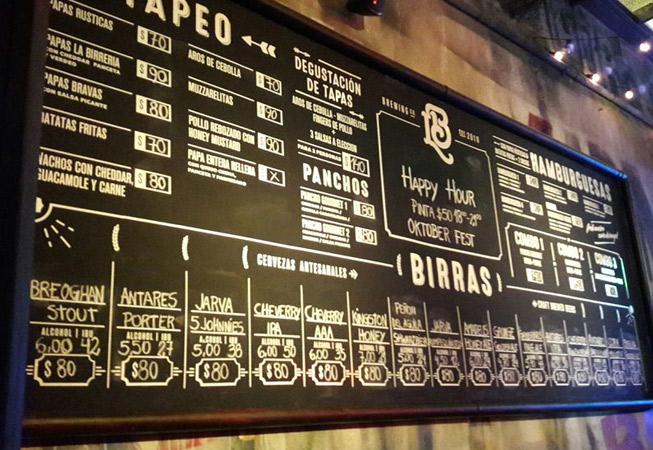 la birreria craft beer buenos aires argentina