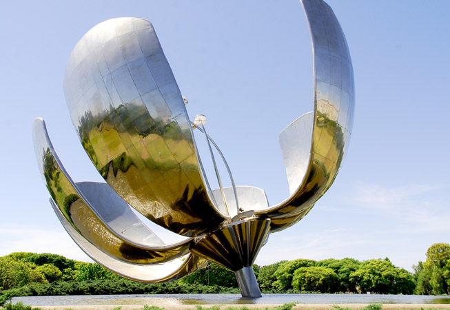 buenos aires floralis
