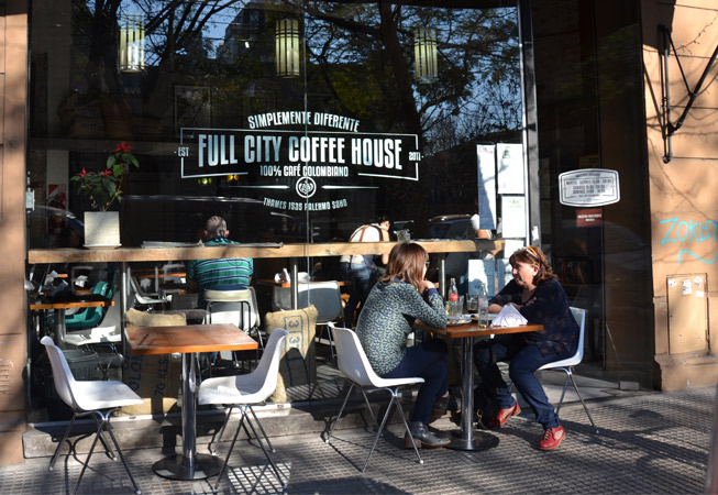 Full City Coffee House Buenos Aires Palermo