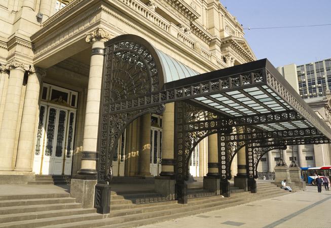Teatro Colon Theatre Buenos Aires Argentina