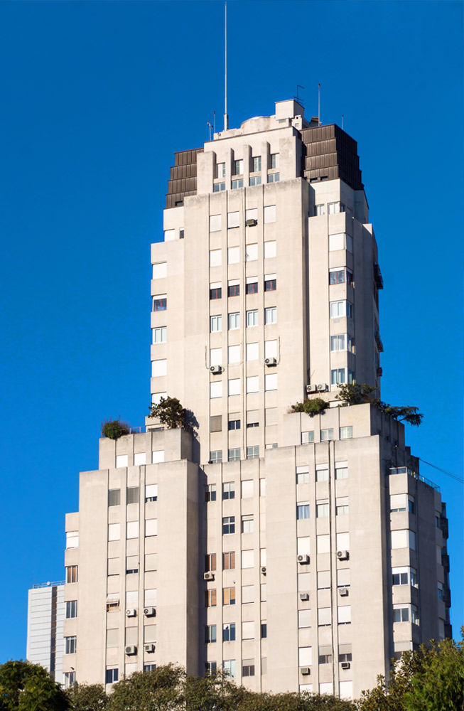 Kavanagh Building Buenos Aires Argentina