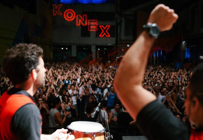 La Bomba de Tiempo Ciudad Cultural Konex Buenos Aires Argentina