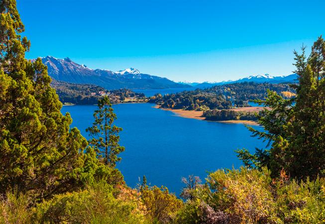 Bariloche Rio Negro Nahuel Huapi Argentina
