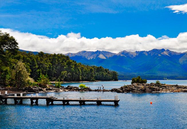 San Martin de los Andes Siete Lagos Seven Lakes Argentina