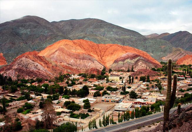 Purmamarca Jujuy Argentina