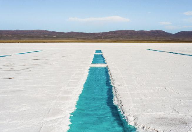 Salinas Grandes Salt Flats Jujuy Argentina