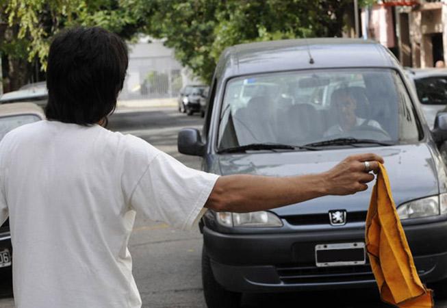 Slang Buenos Aires Trapito Car Parking
