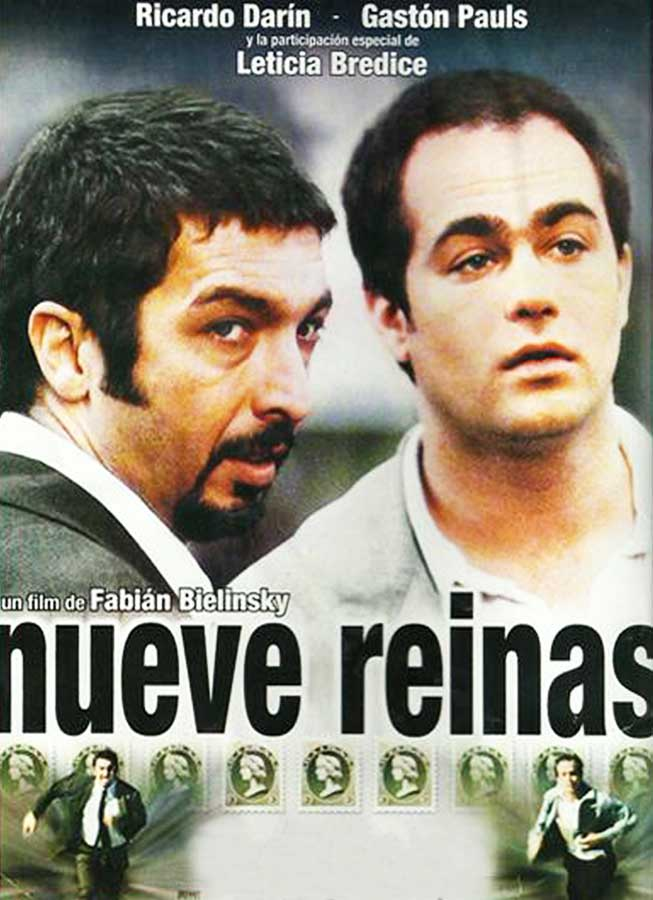 Top 5 Must See Argentinian Movies Nueve Reinas