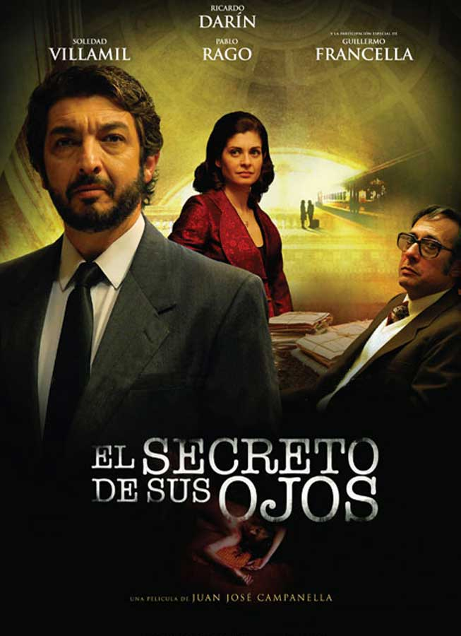Top 5 Must See Argentinian Movies El Secreto de Sus Ojos