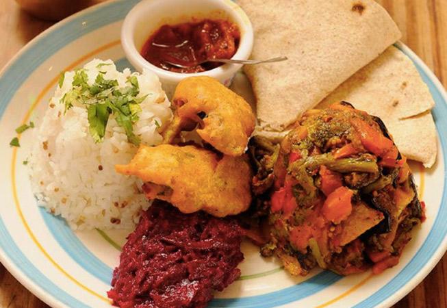 Vegan Vegetarian Buenos Aires Krishna